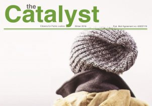 the Catalyst, Winter 2016
