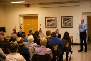 Crowd at Ottawa Book Launch