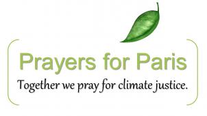 Praying for COP21 in Paris