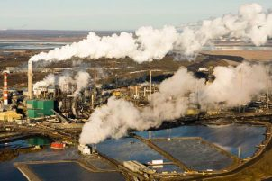 Oilsands Fort McMurray